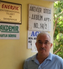 Muhiddin Cetintepe - Enerjik International - Izmir / Turkey